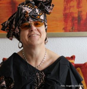 Im afrikanischen Outfit gut gerüstet für die Ghana-Reise