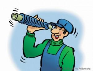 das Foto-Equipment genauer betrachten