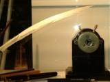 Schreibfeder,  Zählmaschine