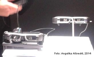 Photokina: Die neuen Epson-Glasses